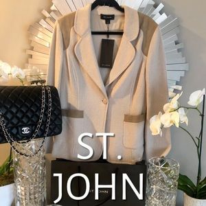 ST. JOHN BLAZER